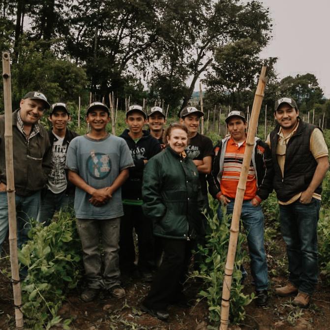 Frutesa team