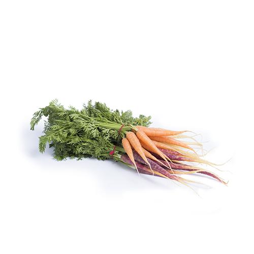 Mini wortelen