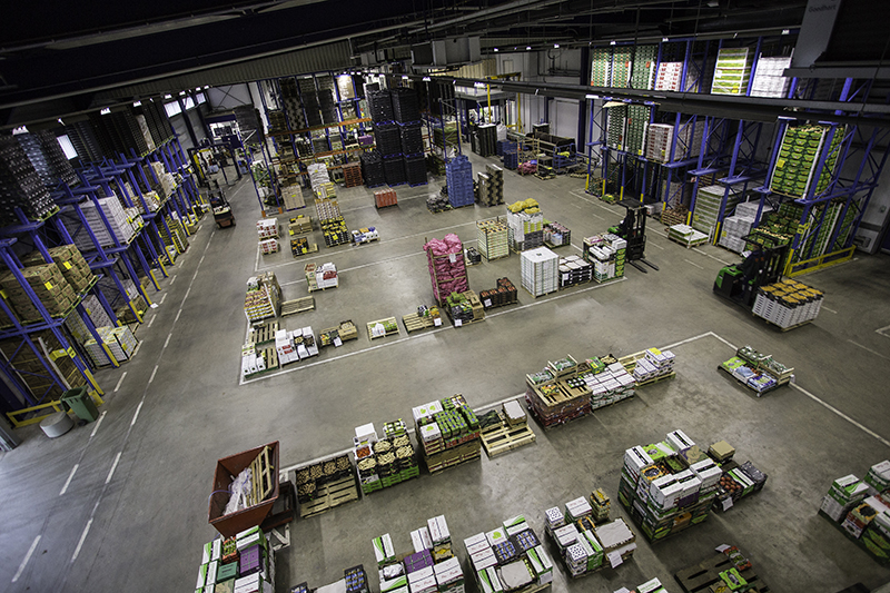 Warehouse overview