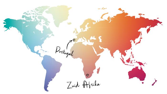 Portugal & Zuid Afrika