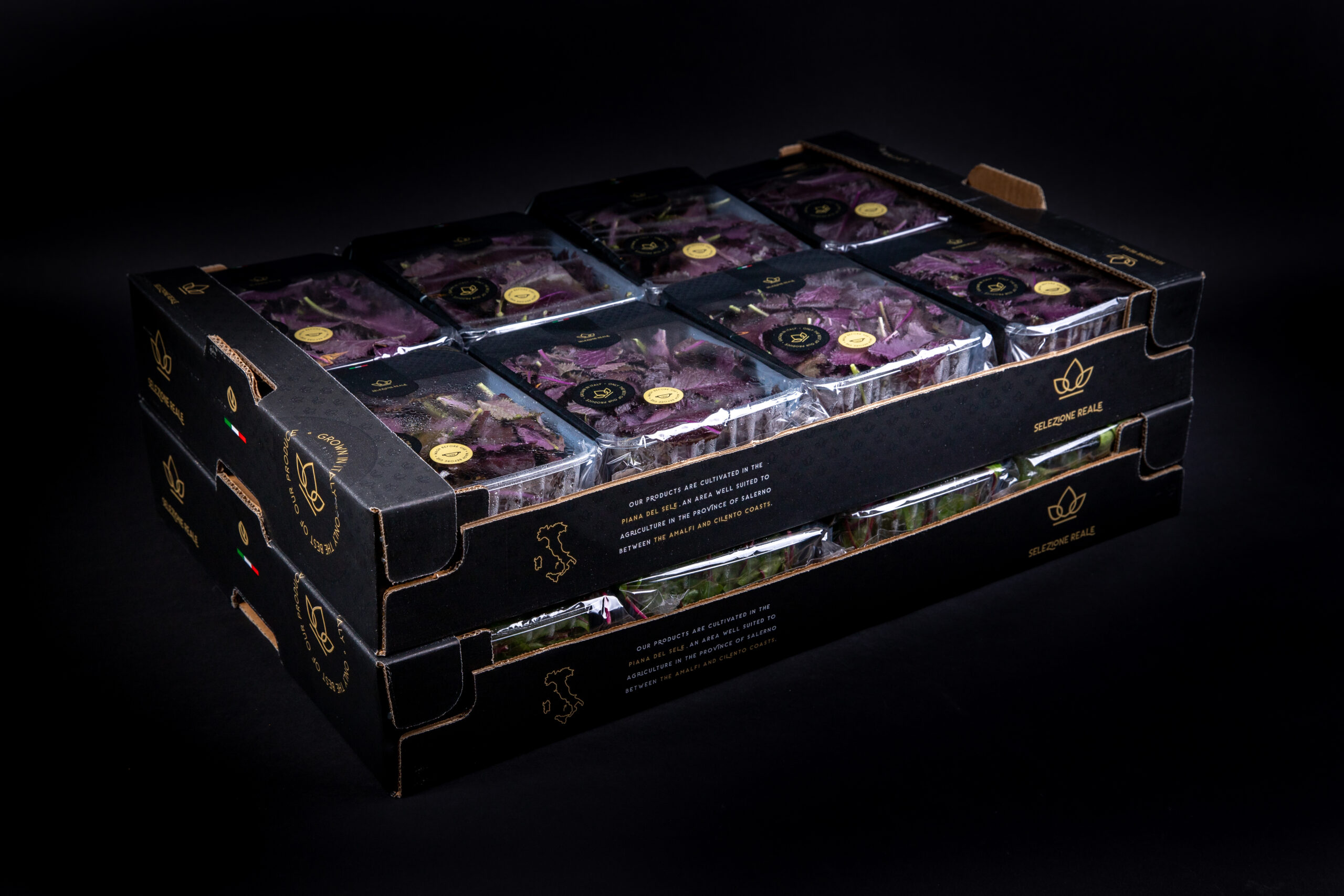Selezione Reale packaging